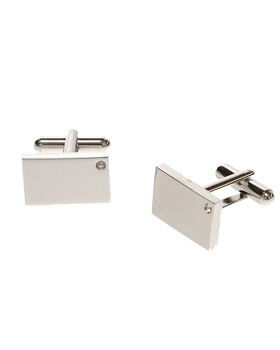 Rectangle Cuff Links 4611