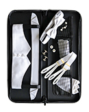 Ballroom Ave Men's Ballroom Dance Accessory Case