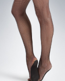 Fishnet Tights - Danskin Professional Seamless Fishnet Tights