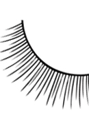 Natural Look - Black Deluxe Eyelashes 678