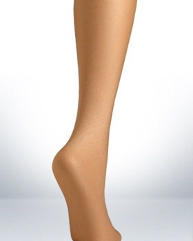 Tights - Capezio Ultra Shimmery Footed 1808
