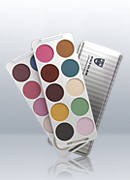 Kryolan Eye Shadow 20 colors Palette 5338