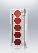 Kryolan Lip Rouge 5 Colors Set 1215
