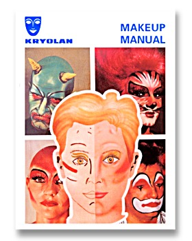 Kryolan Makeup Manual 7021