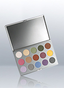 Kryolan Professional 15 Colors Eye Shadow Set 5315