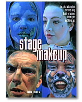 Stage Makeup by Laura Thudium