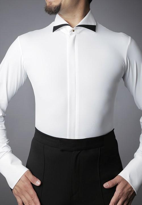 e486e76d1 Dancemo Mens Ballroom Dance Shirt 92014105 Dancewear