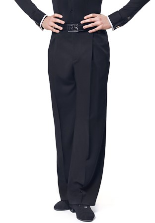 95765f616 Mens Ballroom & American Smooth Trousers | Gentlemen Quality Dance ...