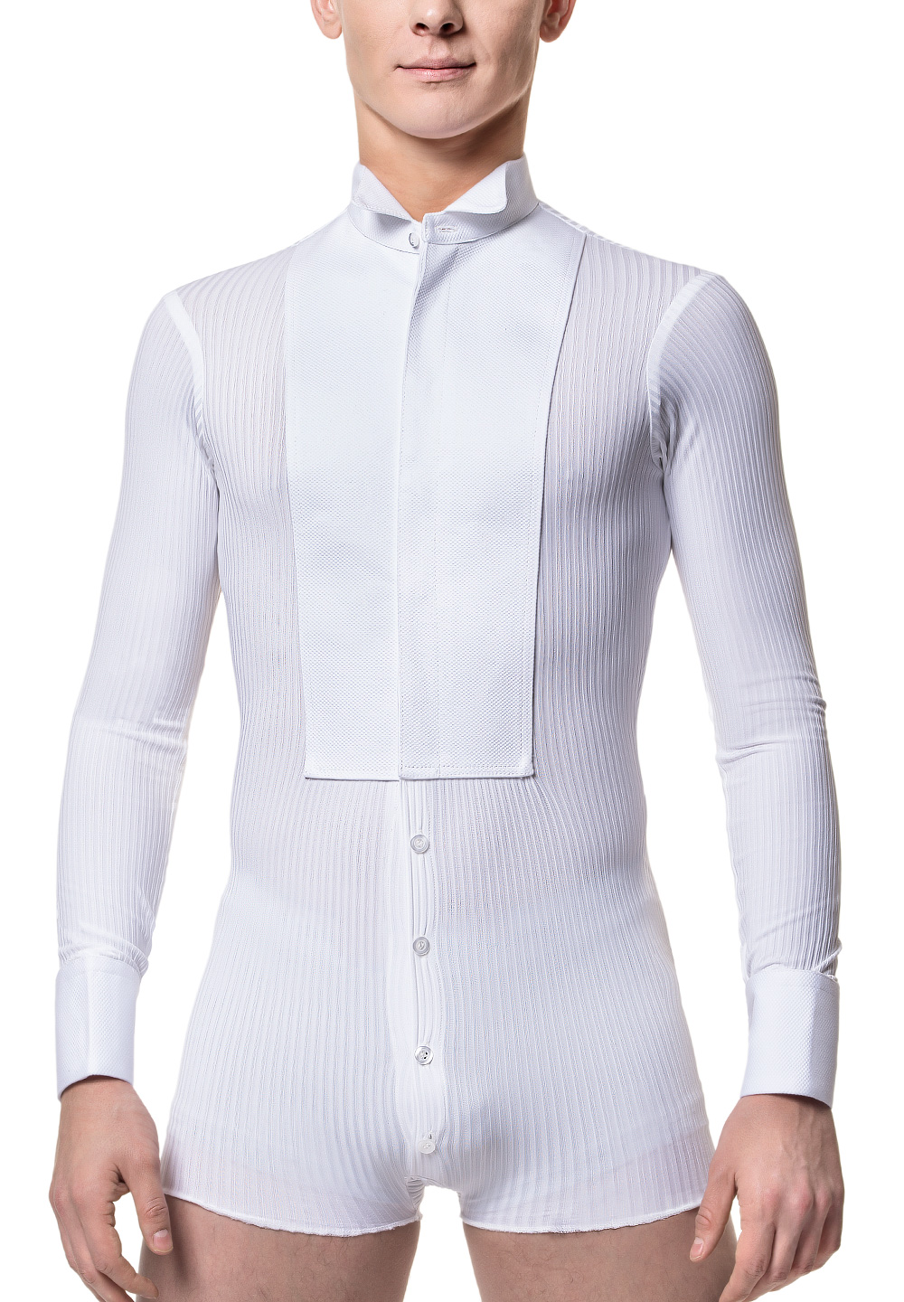 RS Atelier Mens Milord Full Stretch Ballroom Shirt