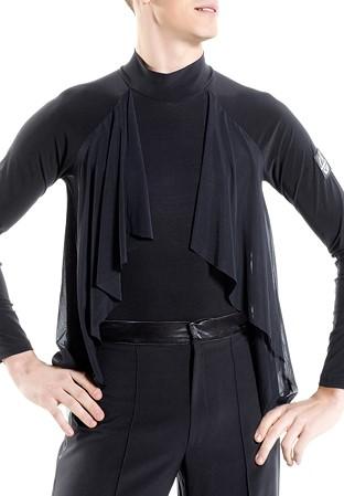 feb69aff4 Mens Latin Performance Shirt | Latin & Rhythm Dance Competition ...