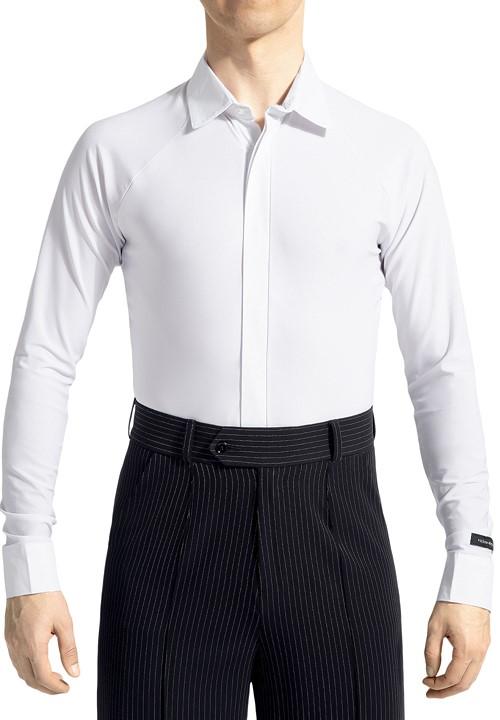8ee86c354 Victoria Blitz Mens Smooth Dance Shirt UOMO 012|Ballroom Shirt