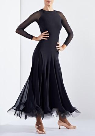 Womens Ballroom Dress Smooth Dress Danceshoppercom