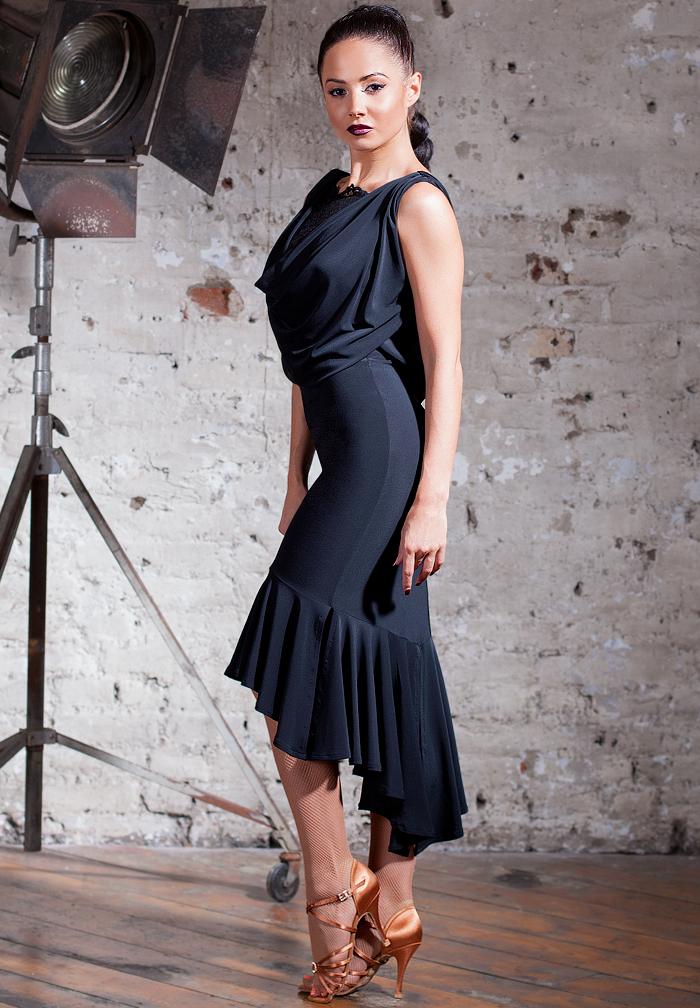 Chrisanne Clover Opal Latin Dress Dresses