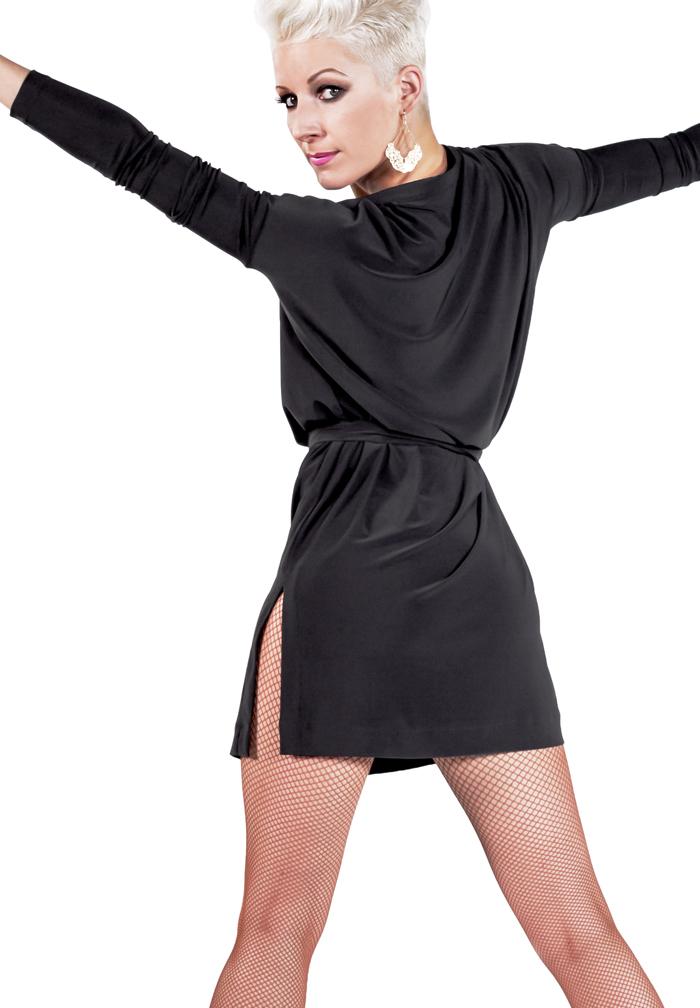 M Amp J Champion Wear Loose Short Latin Dress 3908 Dresses
