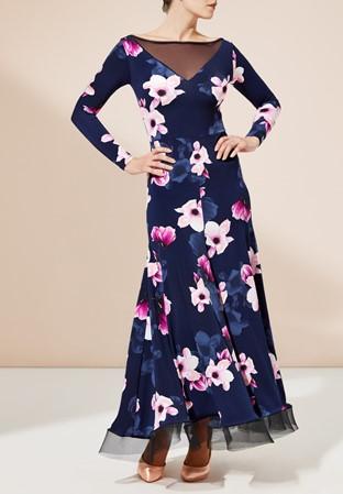 Womens Dance Dress Ballroom Dress Latin Dress Danceshoppercom
