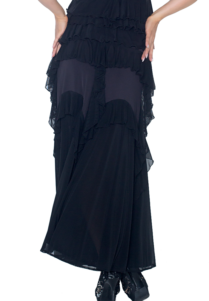 Espen Zaragoza Long Ballroom Skirt L1 Skirts