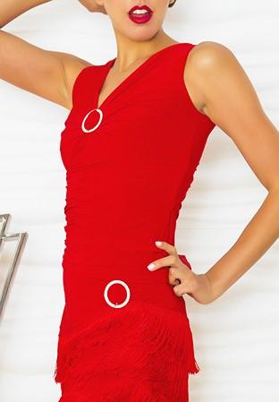 2d7228b346d60 Women's Ballroom & Latin Dance Top | DanceShopper.com
