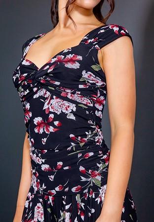 dd40ff84e8 Ballroom Dancewear, Latin Dance Dress, Womens Dance Clothes ...