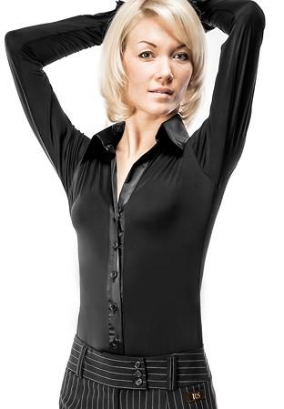3f6949cc63 RS Atelier Pia Dance Body Shirt-Black