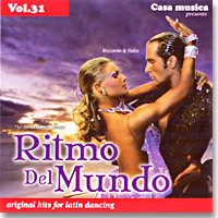 The Best of Latin Music Vol. 31 - Ritmo Del Mundo