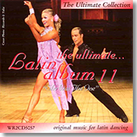 The Ultimate Latin Album 11 - She Was the One (2CD)