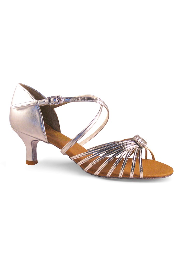 Silver Color Shoes Dor Sale