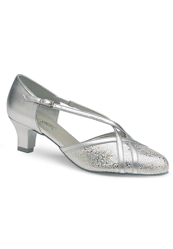 Black Ruby Ballroom Dance Shoes Uk   Heel