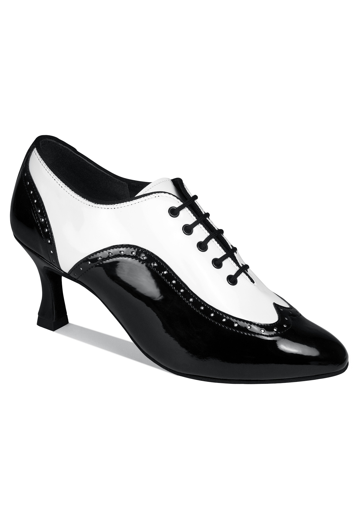 International Dance Shoes IDS Ladies Brogue